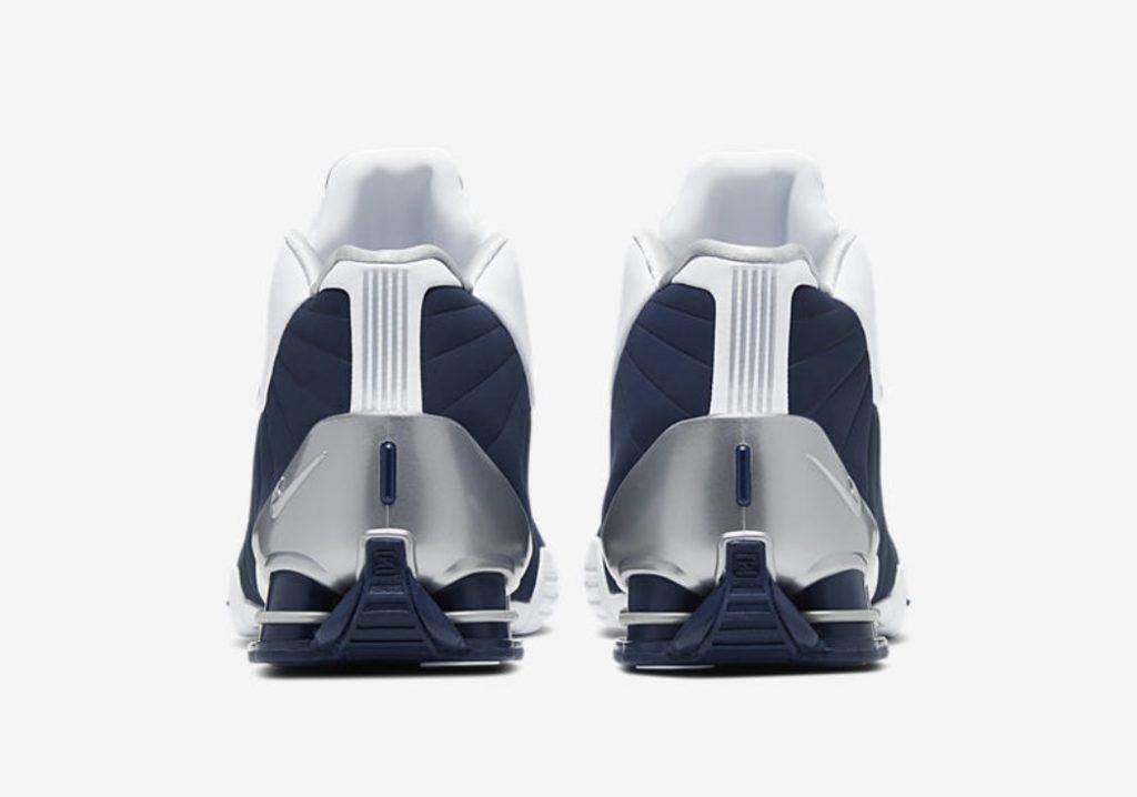 Nike Shox BB4 'Olympic'(ナイキ ショックス BB4 'オリンピック')オフィシャルイメージ 05