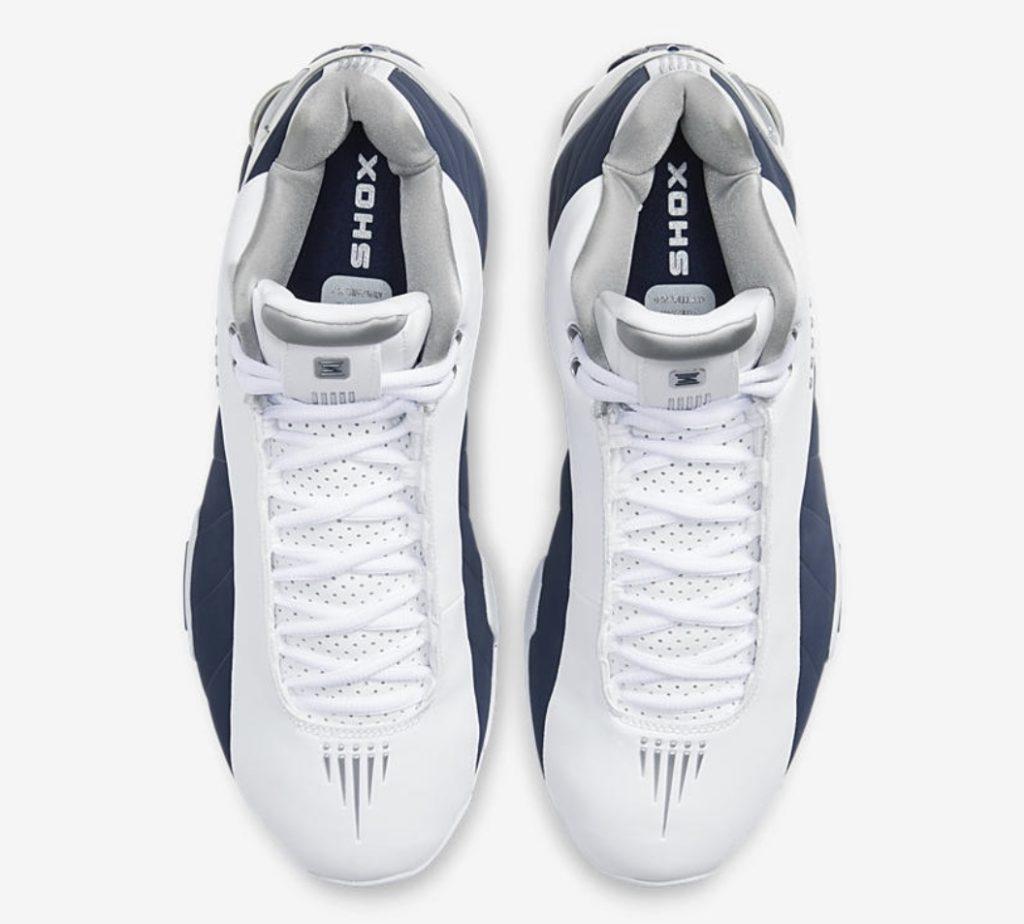 Nike Shox BB4 'Olympic'(ナイキ ショックス BB4 'オリンピック')オフィシャルイメージ 04