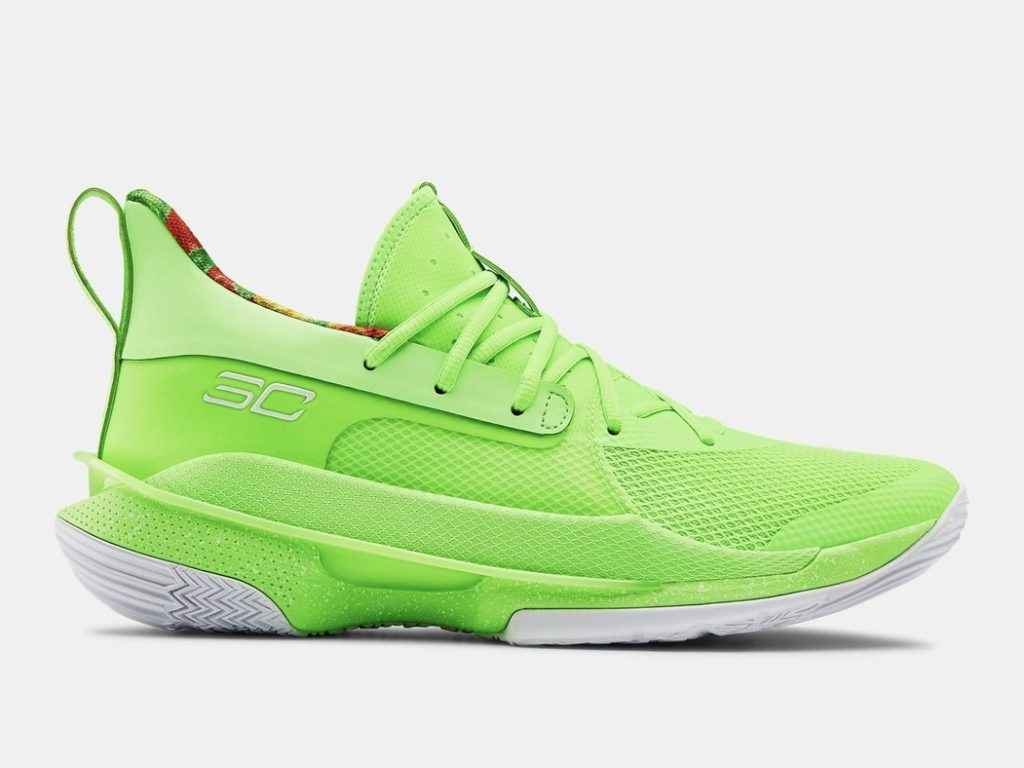 UNDER ARMOUR CURRY 7 Sour Patch Kids(アンダーアーマー カリー7 サワー アンド パッチ)オフィシャルイメージ 02