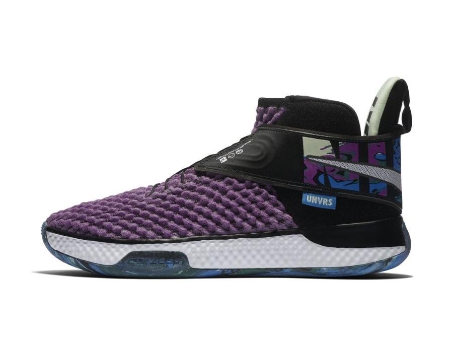 "NIKE AIR ZOOM UNVRS ""Vivid Purple""(ナイキ エア ズーム ユニバース ビビッドパープル)CQ6422-500 オフィシャルイメージ 02"