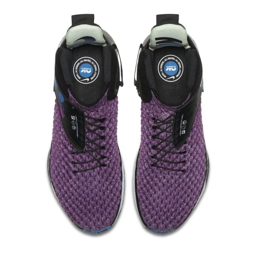 "NIKE AIR ZOOM UNVRS ""Vivid Purple""(ナイキ エア ズーム ユニバース ビビッドパープル)CQ6422-500 オフィシャルイメージ 06"