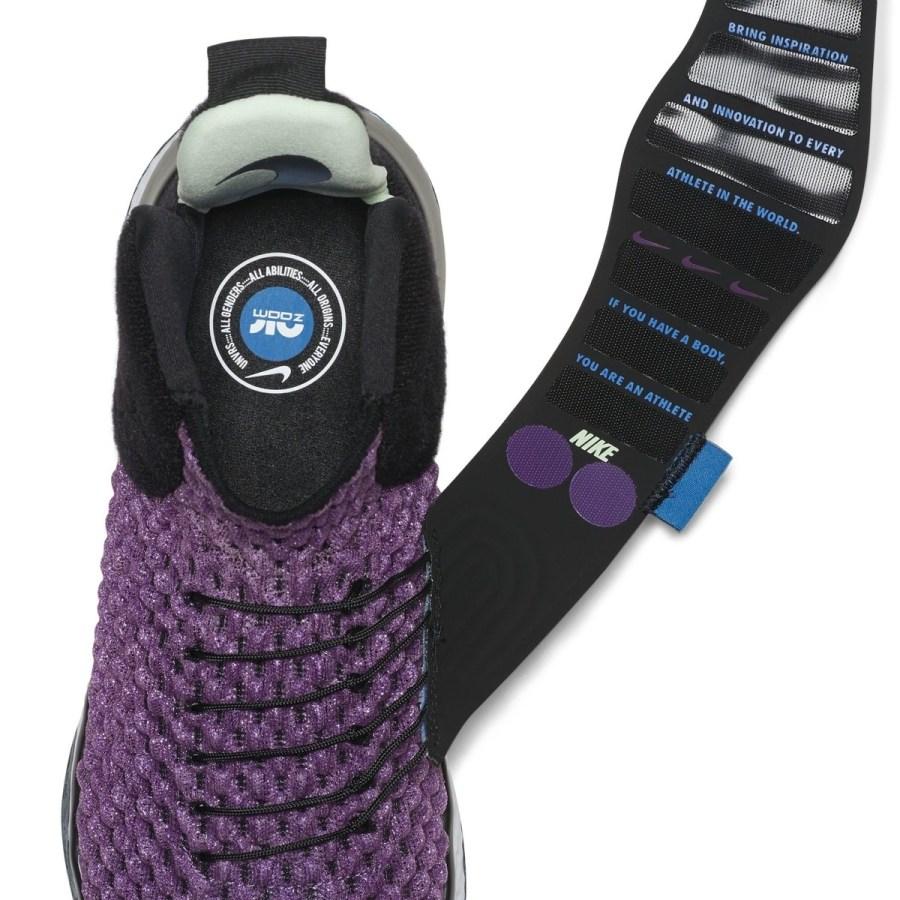 "NIKE AIR ZOOM UNVRS ""Vivid Purple""(ナイキ エア ズーム ユニバース ビビッドパープル)CQ6422-500 オフィシャルイメージ 07"