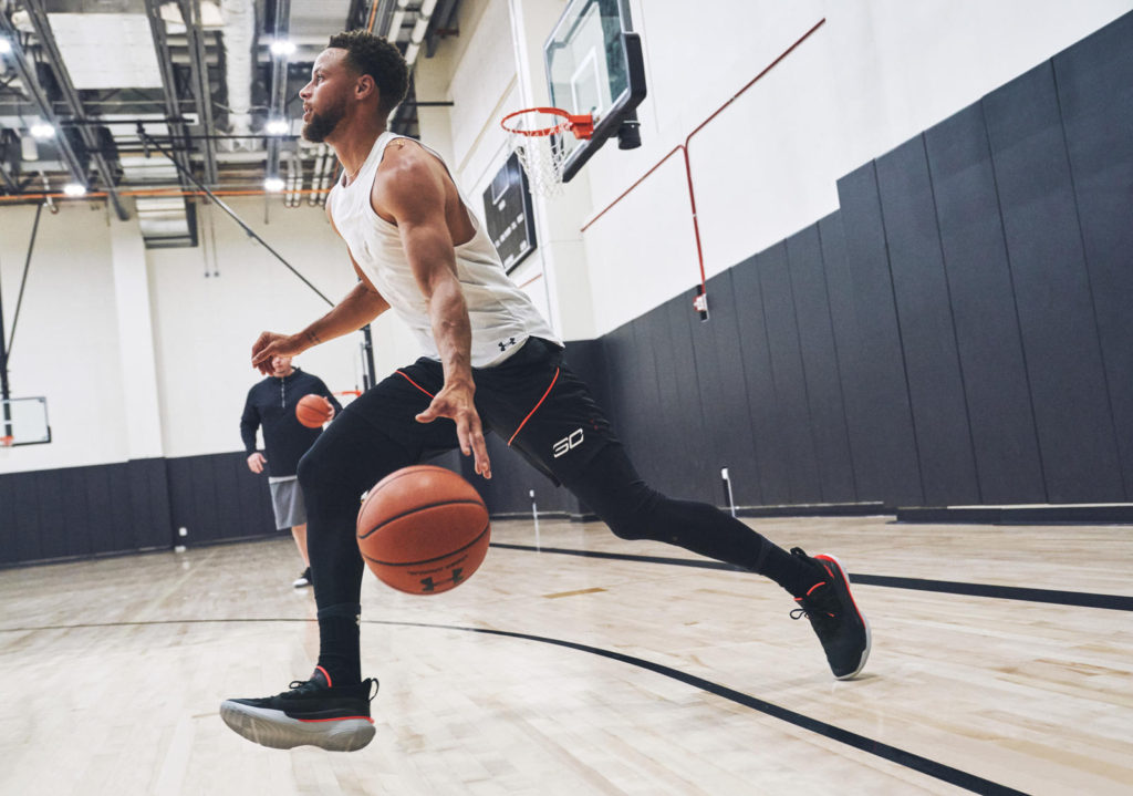 underarmour curry 7 focus(アンダーアーマー カリー7 フォーカス)ステフィン・カリー着用02