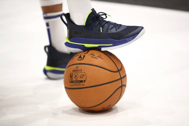 "UnderArmour CURRY 7 ""DUB NATION"" アンダーアーマー カリー7 ダブ ネーション ステフィン・カリー着用イメージ 01"