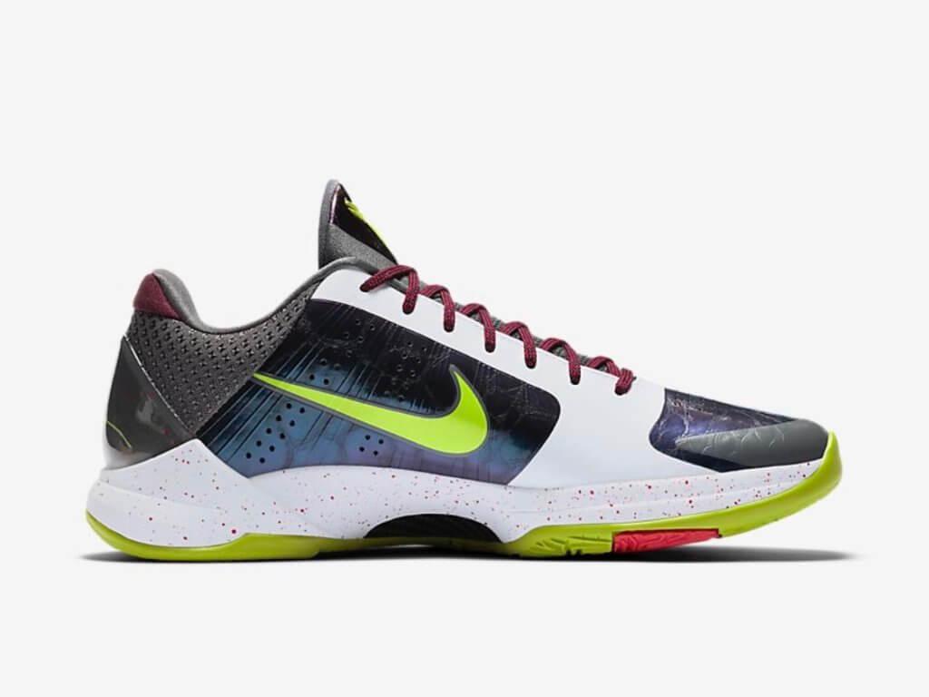 Nike kobe 5 protro chaos(ナイキ コービー 5 プロトロ カオス)オフィシャルイメージ 03