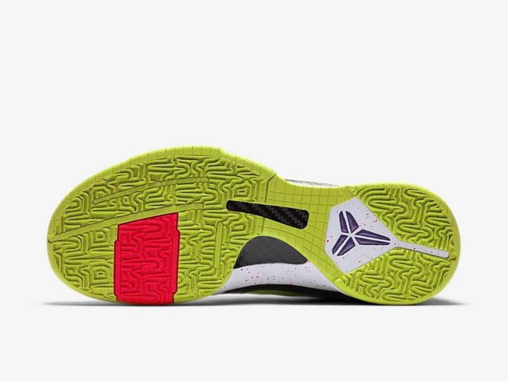 Nike kobe 5 protro chaos(ナイキ コービー 5 プロトロ カオス)オフィシャルイメージ 06