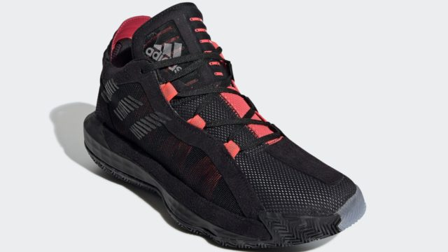 adidas Dame 6 'Ruthless'(アディダス デイム 6 'ルースレス' オフィシャルイメージ 01
