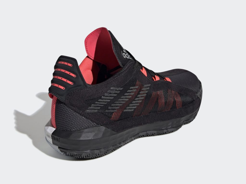 adidas Dame 6 'Ruthless'(アディダス デイム 6 'ルースレス' オフィシャルイメージ 02