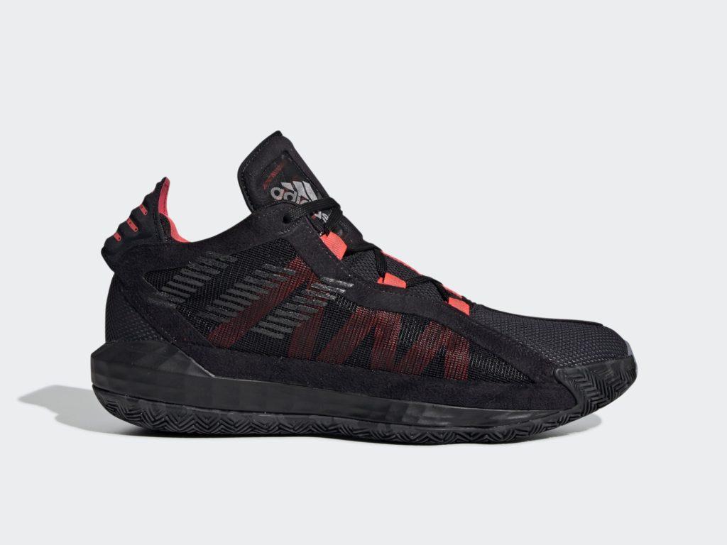 adidas Dame 6 'Ruthless'(アディダス デイム 6 'ルースレス' オフィシャルイメージ 03