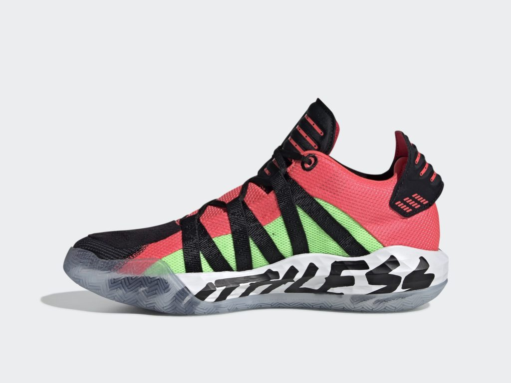 adidas Dame 6 'Ruthless'(アディダス デイム 6 'ルースレス' オフィシャルイメージ 04