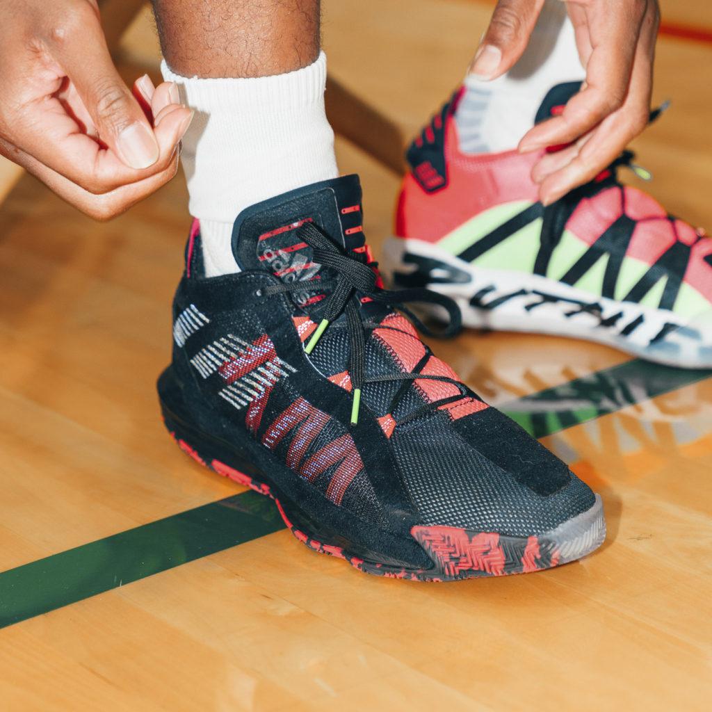 adidas Dame 6 'Ruthless'(アディダス デイム 6 'ルースレス' デイミアン リラード 着用 03