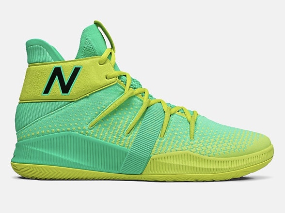 "New Balance OMN1S ""Neon Green"" オフィシャルイメージ 01"