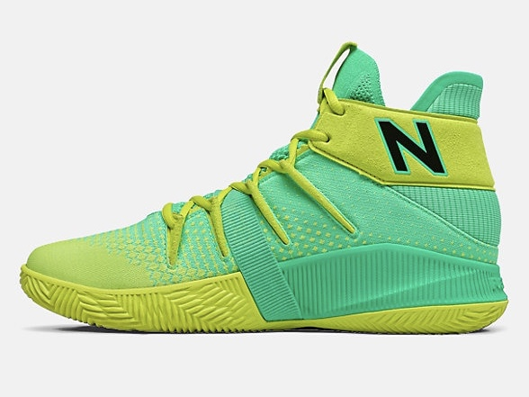 "New Balance OMN1S ""Neon Green"" オフィシャルイメージ 02"