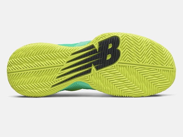 "New Balance OMN1S ""Neon Green"" オフィシャルイメージ 04"