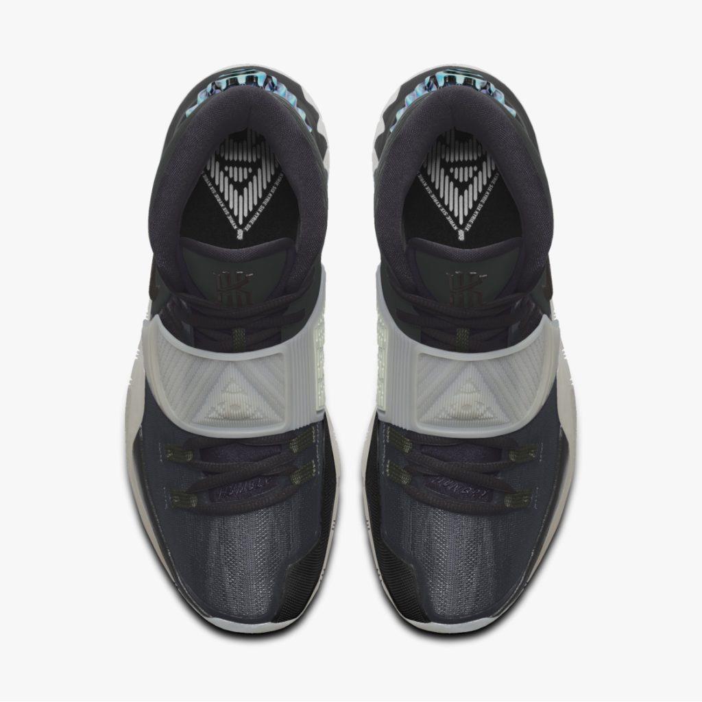 Nike Kyrie 6 By You 'Glow in the dark' (ナイキ カイリー 6 バイ ユー グロー イン ザ ダーク)オフィシャルイメージ 05